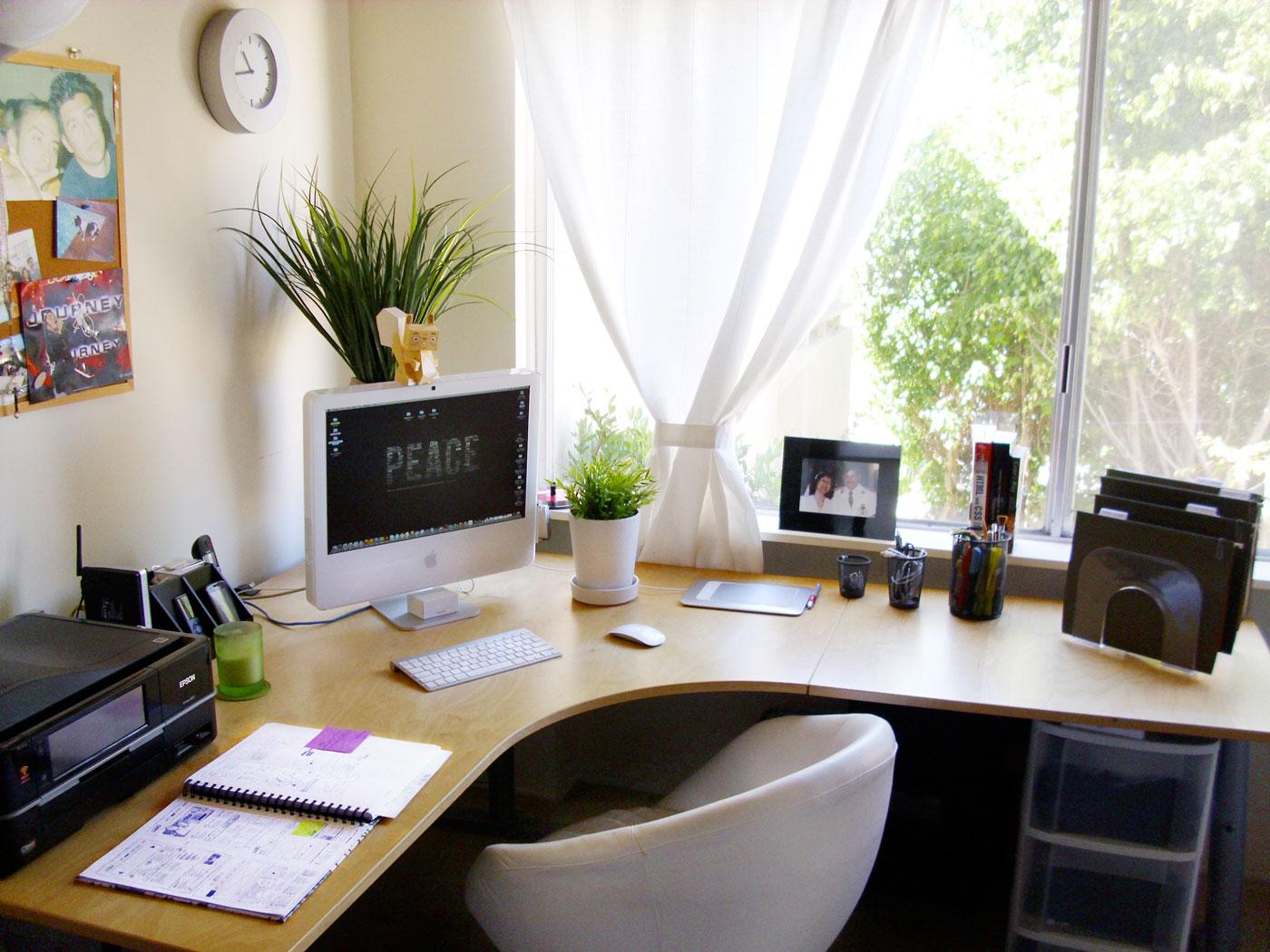 biuro w domu najlepsze aran acje motoryzacyjny styl ycia i nie tylko. Black Bedroom Furniture Sets. Home Design Ideas