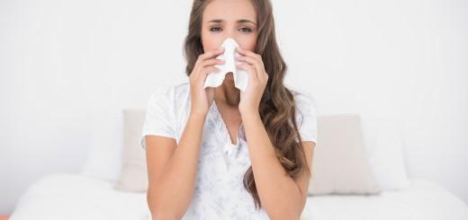 alergia na pleśnie