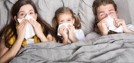 powikłania po grypie