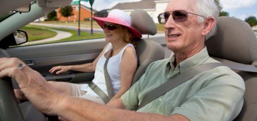 samochód dla emeryta
