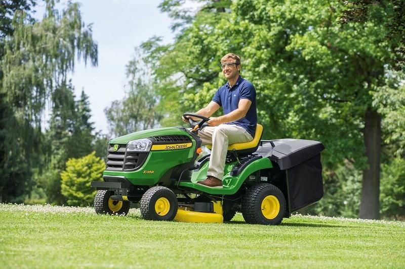 traktor ogrodniczy