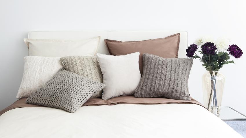 koce i poduszki