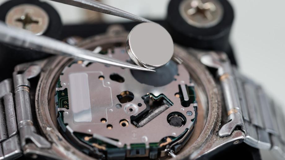 baterie do zegarka