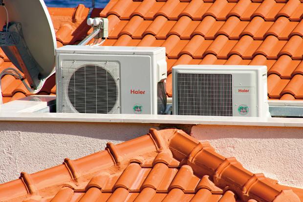klimatyzatory typu split