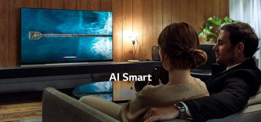 telewizory LG OLED AI ThinQ