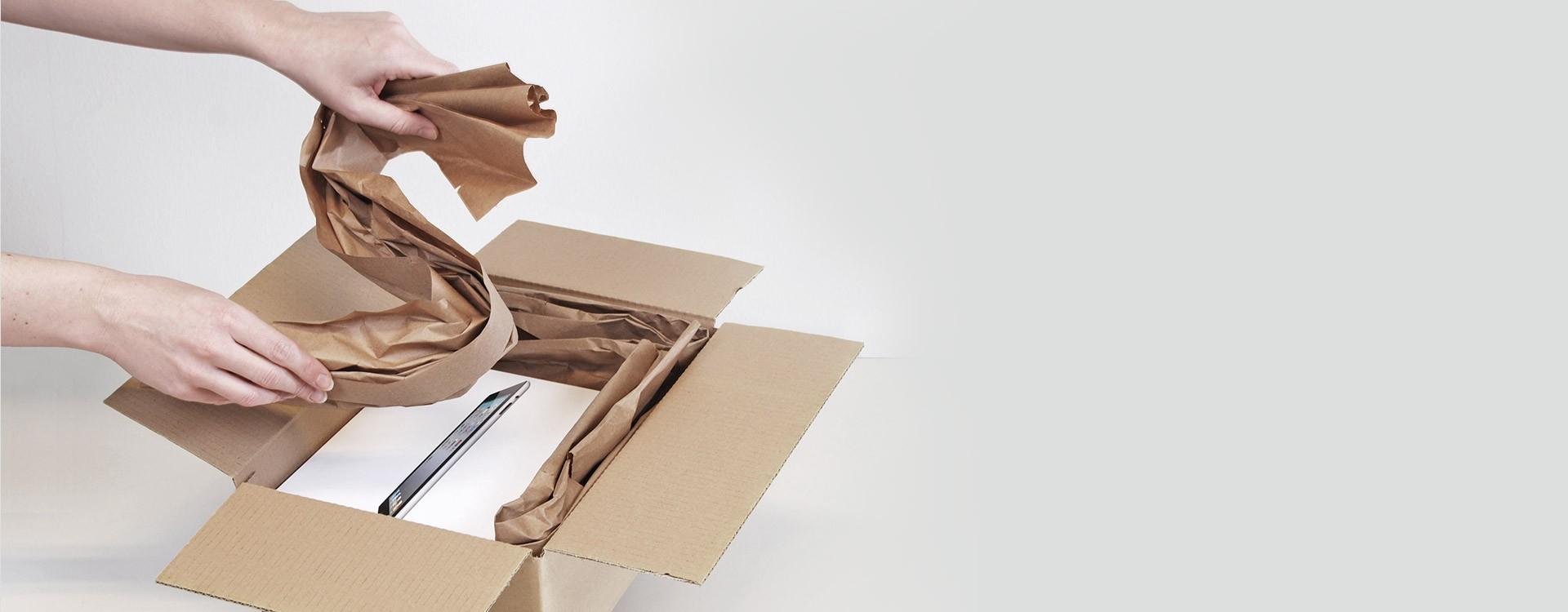 pakowanie paczek