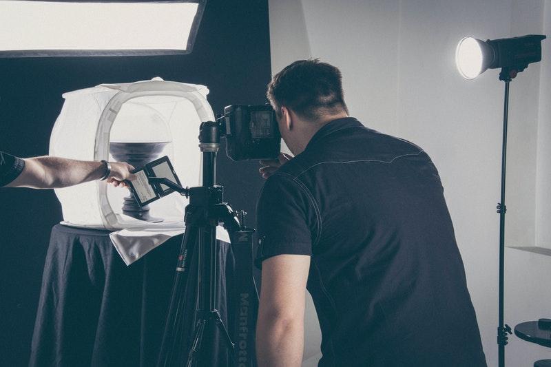 nauka fotografii produktowej może dać ci nowy ciekawy zawód