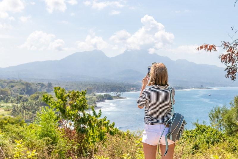 turystyka 2020 to często samotne podróżowanie
