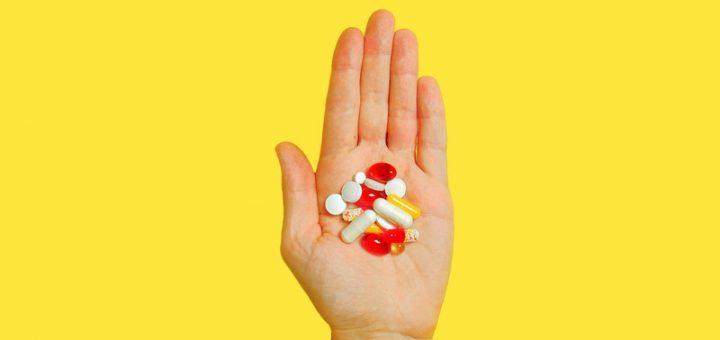 po antybiotyku - odbudowa flory bakteryjnej jelit