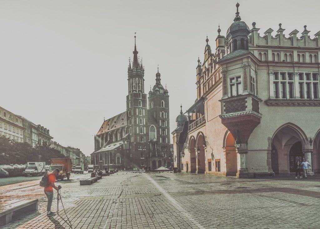 Kurs fotografii Kraków. Architektura to wdzięczny obiekt do robienia zdjęć